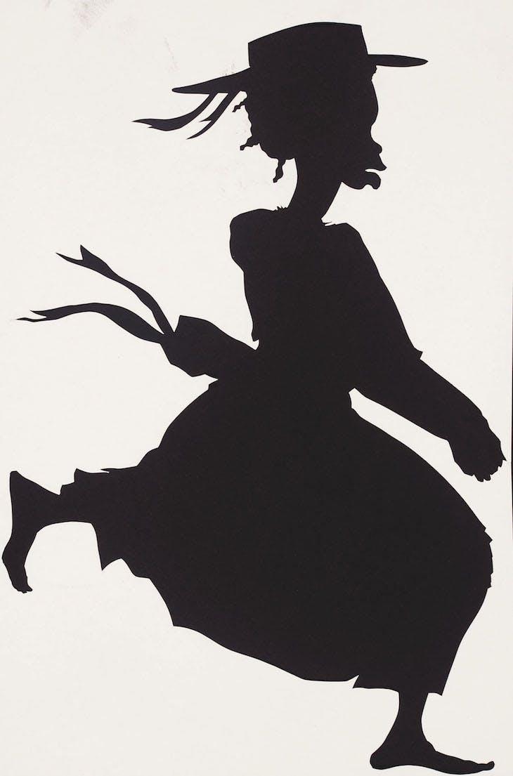 Untitled, from a 24-part series (2002–04), Kara Walker.
