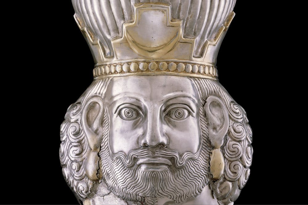 The Iranian kings who thought the world revolved around them