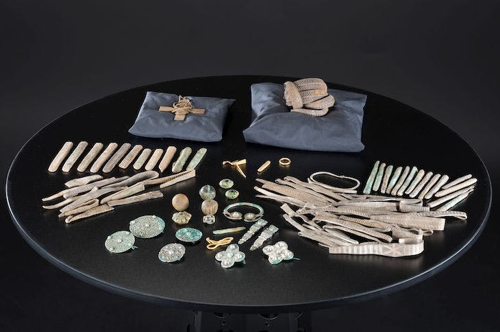 The Galloway Hoard.