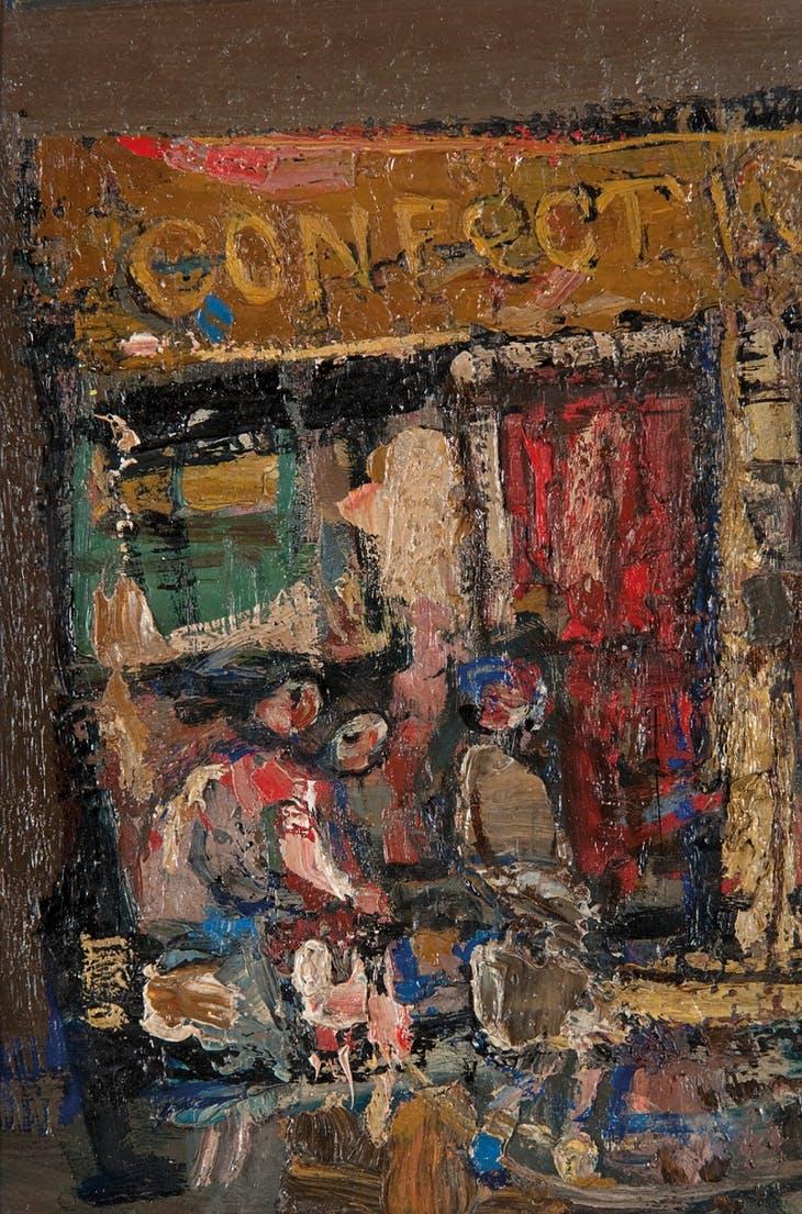 Sweet Shop, Rotten Row