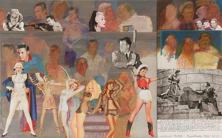 Late Period: Battle (1964–2018), Peter Blake.