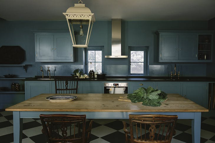 The Plain English Kitchen at the Museum of the Home