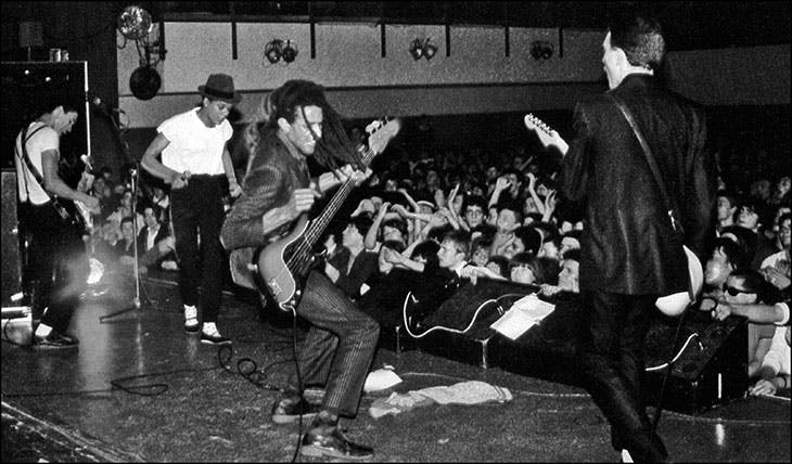 A The Selecter gig.