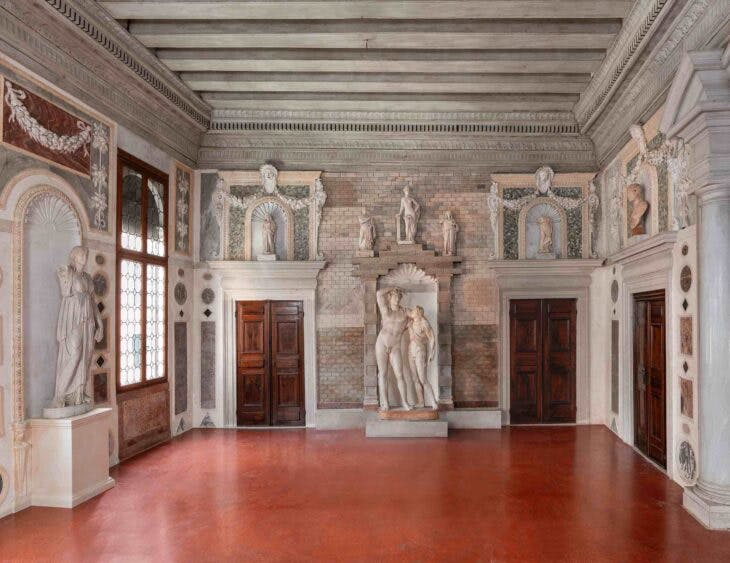 The Room of the Doge in the Palazzo Grimani.