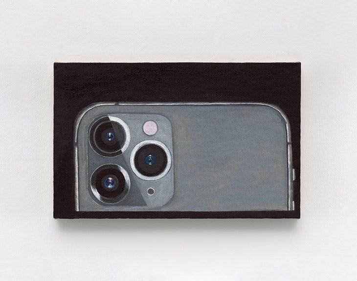 iPhone 11 (2019–20), Leidy Churchman. Collection Terry Winters.
