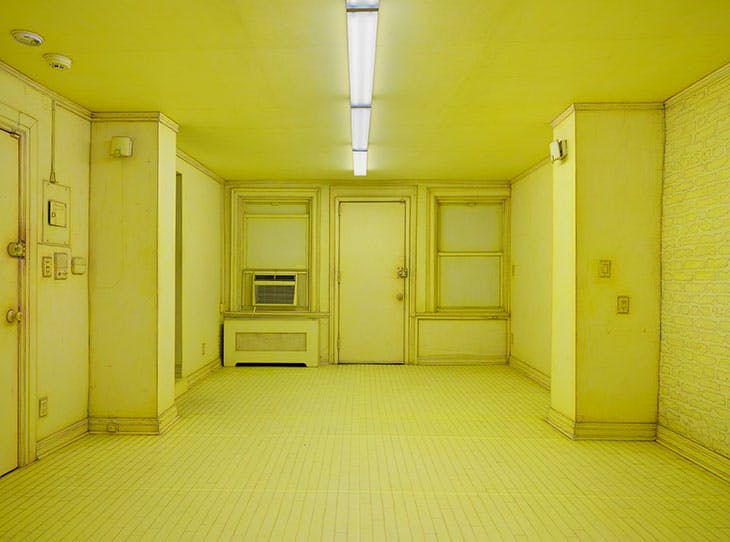 Rubbing/Loving: New York Home (2013–ongoing), Do Ho Suh.