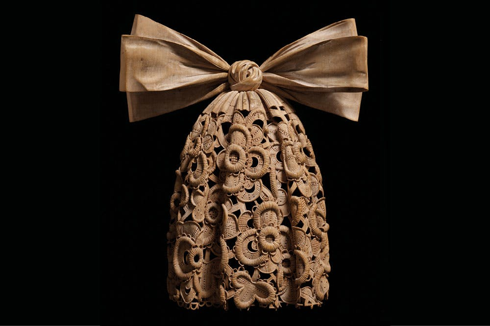 In praise of Grinling Gibbons, the wizard of woodcarving