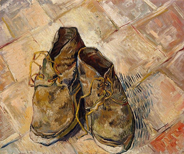 (1888), Vincent van Gogh. Metropolitan Museum of Art, New York