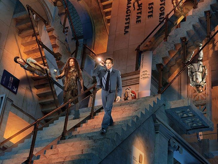 Ben Stiller in Secret of the Tomb (2014).